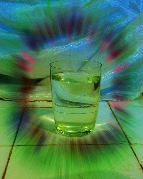а. эффект от структурированной воды