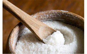 а. повареная соль