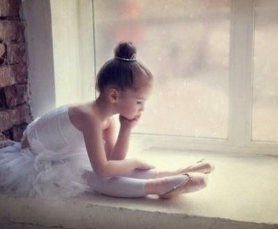 а. девочка балерина