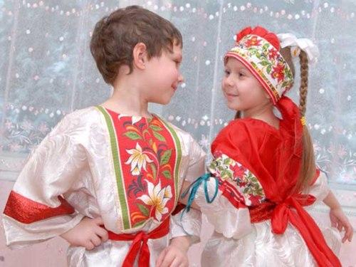 а. дети и танцы