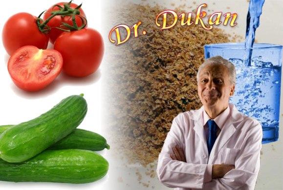 а. диета дюкана