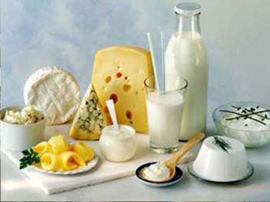 а. молочная диета