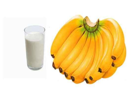 а. молочно банановая диета 1