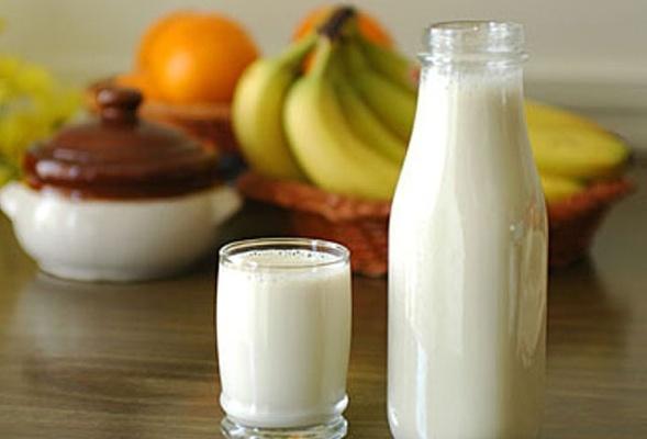 а. молочно банановая диета