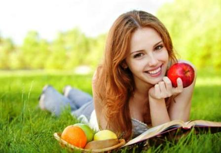 яблочная диета 1