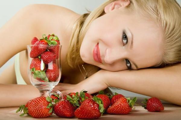 а. клубничная диета 1