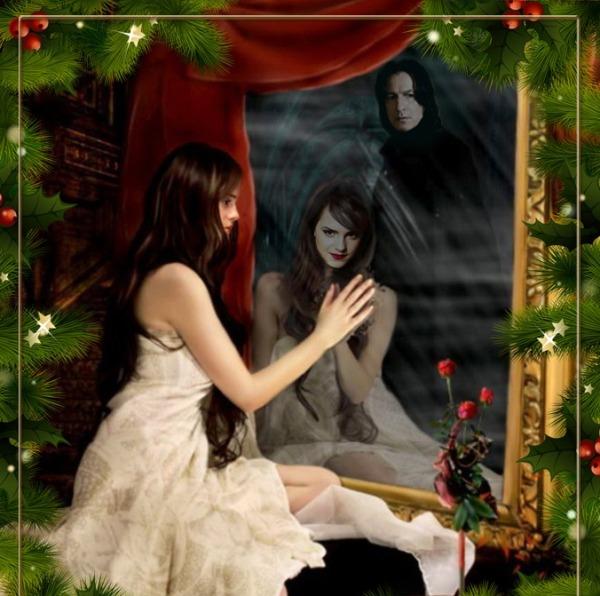 Гадания в Сочельник перед Рождеством