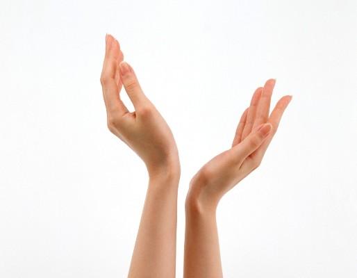 Как сделать красивые руки (видео-урок)