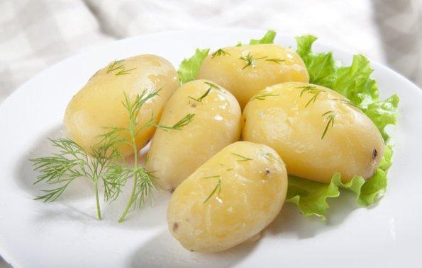 а. картофельная диета 2