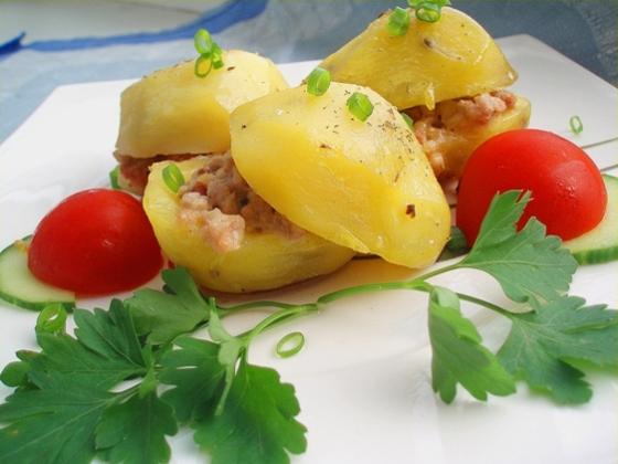 а. картофельная диета