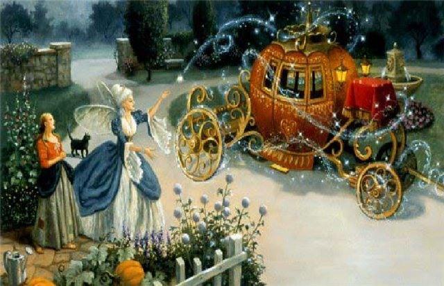а. праздничный сценарий для детей 14 февраля золушка