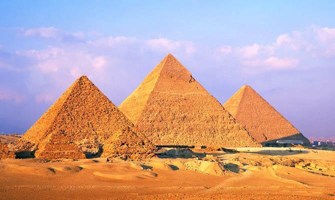 а. факты о пирамидах 4