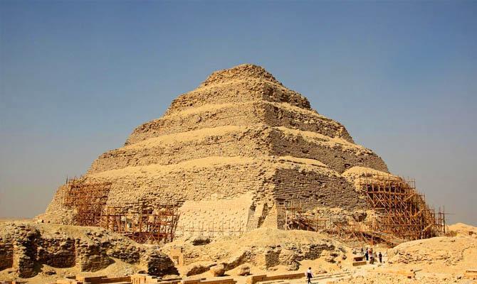 а. факты о пирамидах 5