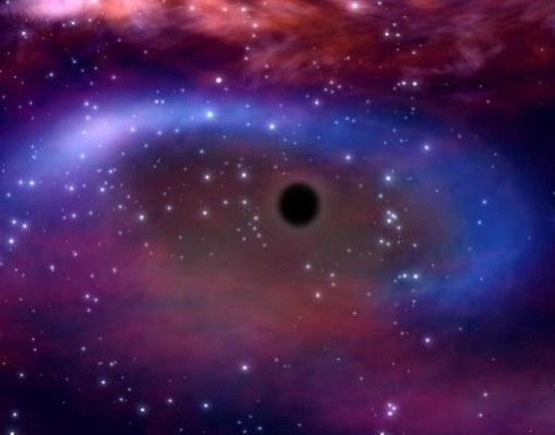 а. интересные заметки о черных дырах космоса