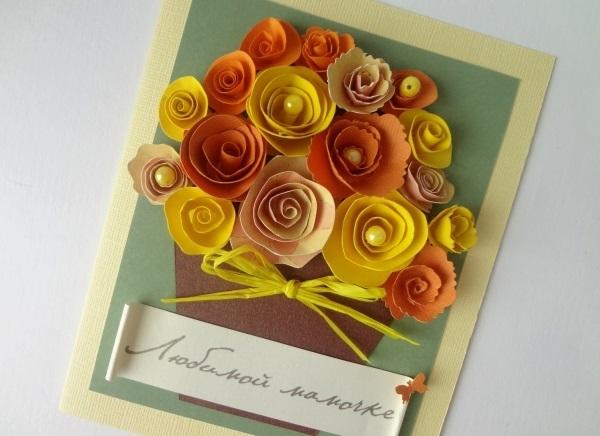 а. открытка для мамы 7