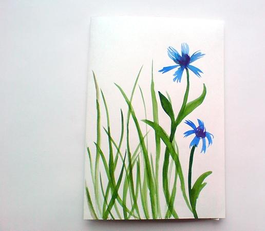а. открытка на 8 марта цветы 2