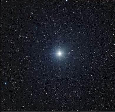 а. звезда сириус Sirius-yavlyaetsya-samoy-yarkoy-zvezdoy