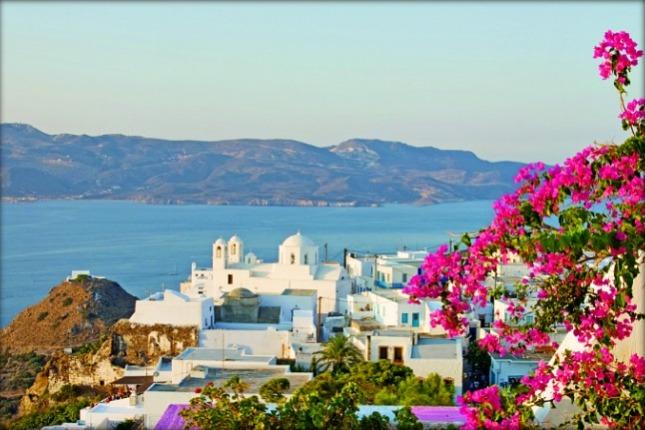 лучший курорт в мире острова Greece