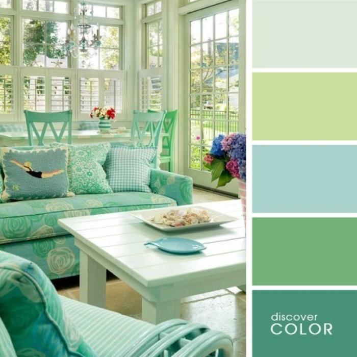 а. сочетание цветов в дизайне интерьера 12