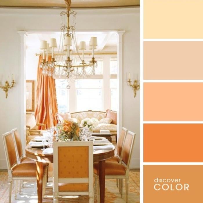 а. сочетание цветов в дизайне интерьера 13