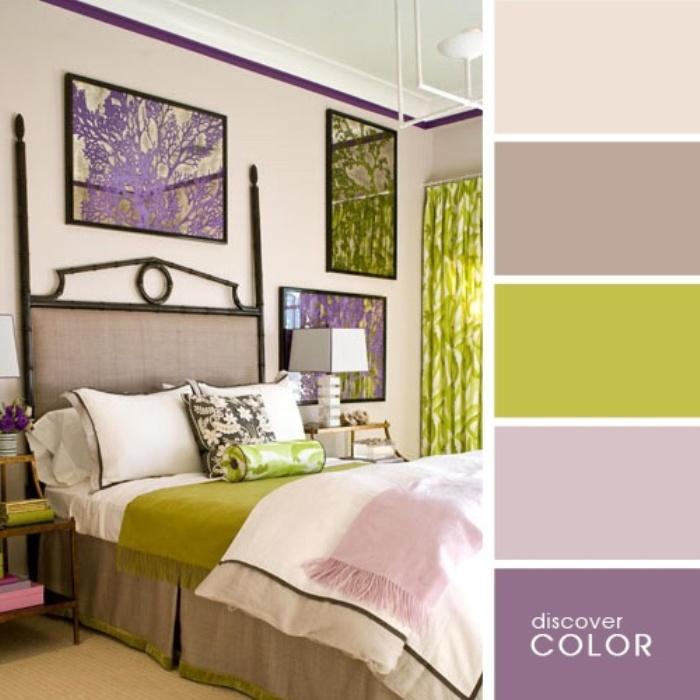 а. сочетание цветов в дизайне интерьера 15