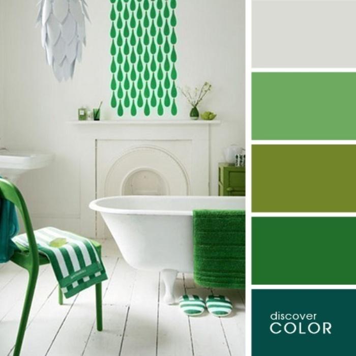 а. сочетание цветов в дизайне интерьера 17