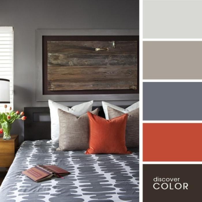 а. сочетание цветов в дизайне интерьера 19