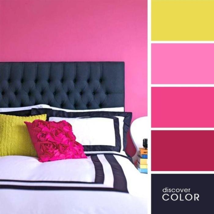а. сочетание цветов в дизайне интерьера 20