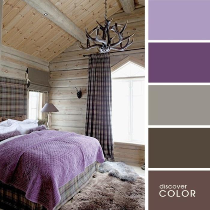 а. сочетание цветов в дизайне интерьера 5