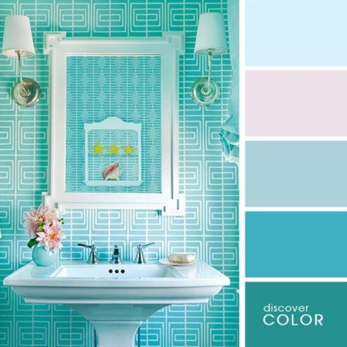 а. сочетание цветов в дизайне интерьера 9