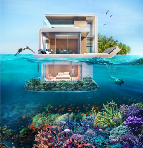 а. 1. Компания Developer Kleindienst Group планирует построить 42 плавающих жилых комплекса 2
