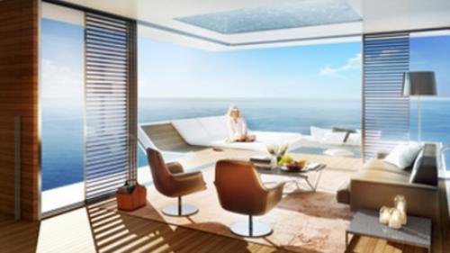 а. 1. Компания Developer Kleindienst Group планирует построить 42 плавающих жилых комплекса