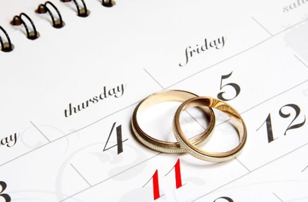 а. приметы о дате свадьбы свадебный календарь