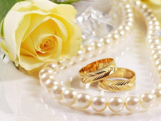 а. приметы о свадебных кольцах жениха и невесты