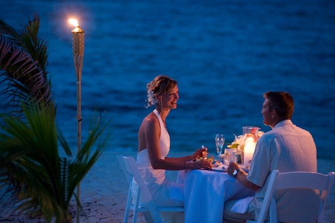 а. романтические идеи для влюбленных