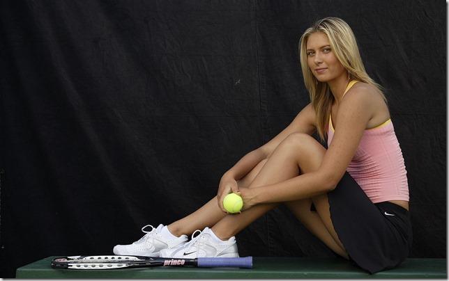 а. 1. мария шарапова лучшие фото теннис 1...