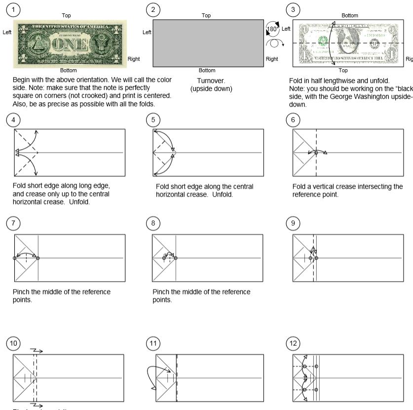 karp-iz-deneg-origami-karp-dollars