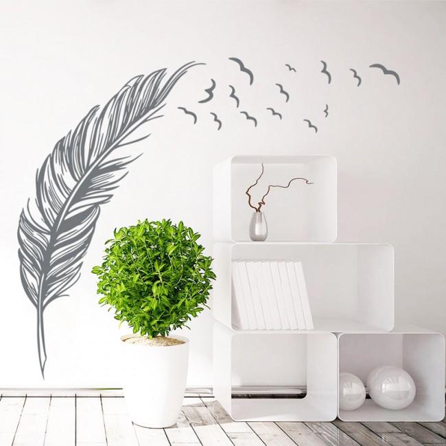 dekoratsiya-sten-svoimi-rukami-dekor_sten Декорирование стен своими руками — 55 фото идей, видео -