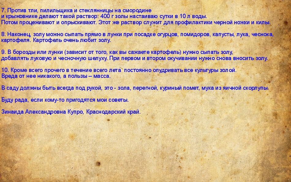kak-primenyat-drevesnuyu-zolu-v-ogorode-2