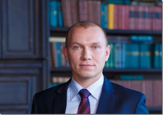бизнесмен Максим Захаров