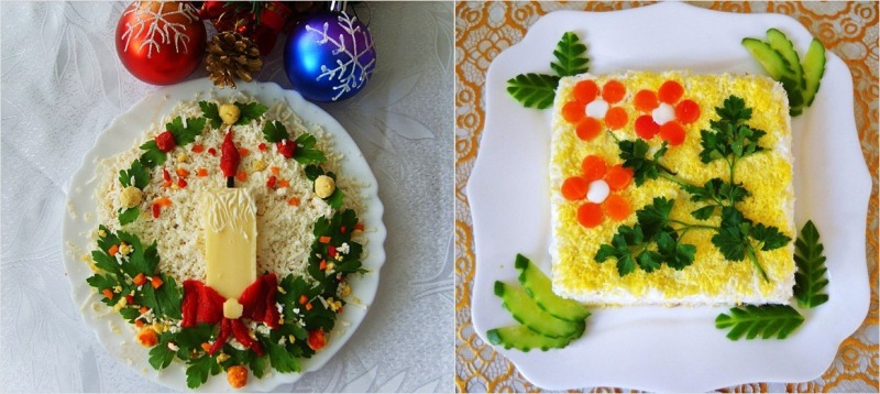 S-novym-godom-petuha-prazdnichnyj-stol-ukrashenie-salatov-2017