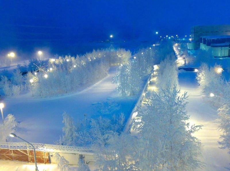 Zimnij-Surgut-Rossiya