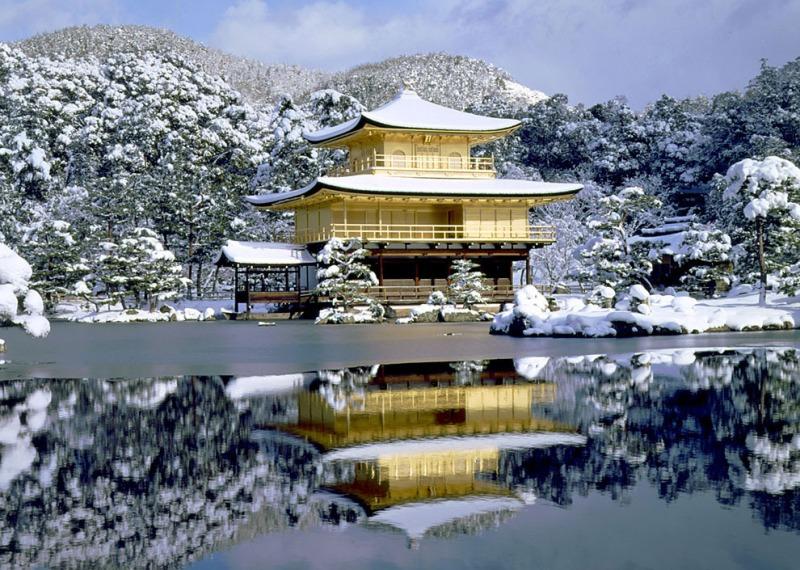 Zolotoj-Pavilon-Kinkaku-dzi-Kioto-YAponiya
