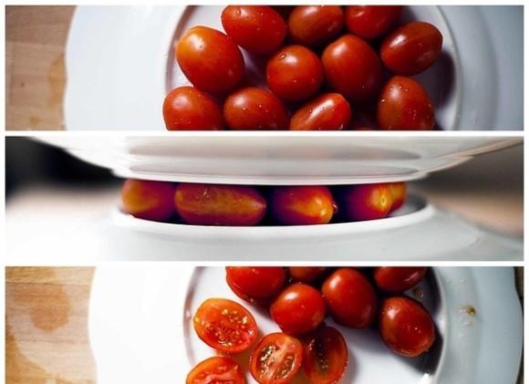 Poleznye-sovety-na-kuhne-kak-narezat-pomidory-cherri
