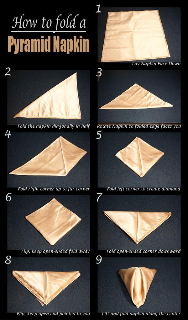 idei-krasivoj-servirovki-salfetok-dlya-prazdnichnogo-stola-klasicheskaya-piramida
