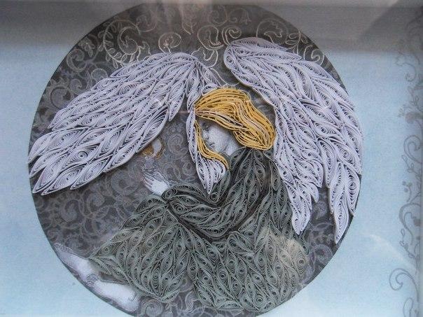kartiny-v-tehnike-kvilling-angel-foto