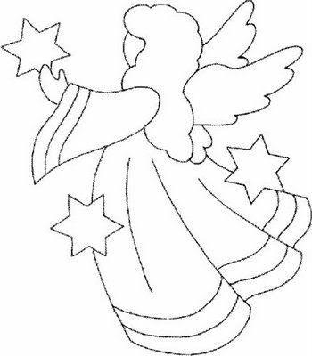 novogodnie-trafarety-na-okna-raspechatat-kartinki-angel-i-zvezdy