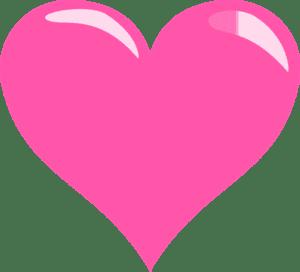 test-den-svyatogo-valentina-rozovoe-serdechko
