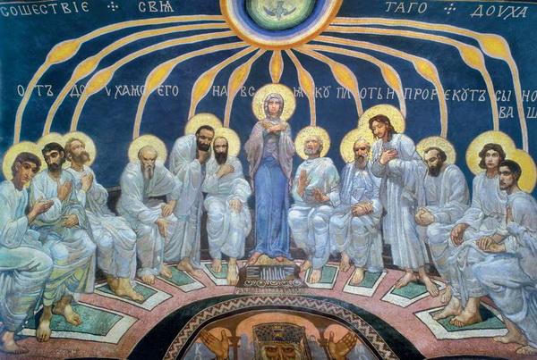 gadaniya-primety-obychai-i-traditsii-na-duhov-den-foto-soshestvie-svyatogo-duha-k-apostolam