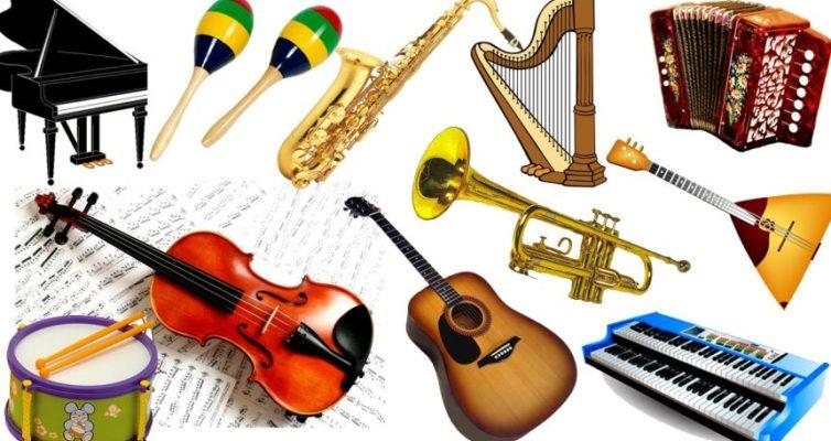 Test-ugadajte-9-vidov-muzykalnyh-instrumentov-po-kartinkam...